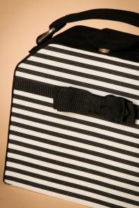 Ruby Shoo Tampa Black White Handbag 212 14 22719 22012018 006