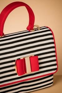 Ruby Shoo Casablanca Black Red Handbag 212 14 22721 22012018 011