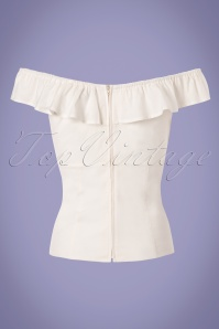 Bunny Rio Top in Ivory 110 50 24115 20180116 0011W