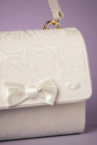 Ruby Shoo San Marino Handbag Cream 212 51 22722 17012018 006