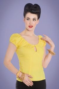 Bunny Melissa Yellow Top 110 20 21106 20160121 00010