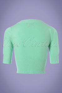 Dancing Days by Banned Overload Cardigan in Mint 140 30 24293 20180125 0007W
