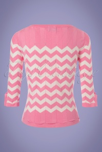 Dancing Days by Banned Vanilla Top in Pink 113 29 24259 20180125 0007W