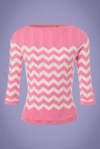 Dancing Days by Banned Vanilla Top in Pink 113 29 24259 20180125 0001W