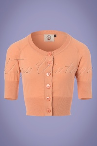 Dancing Days by Banned Raven Cardigan in Apricot 140 80 24289 20180125 0003W
