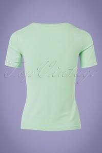 Le Pep Praal Basic Green T Shirt 111 40 22872 20180130 0006w