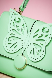 Dancing Days by Banned Mint Butterfly Handbag 212 32 24108 24012018 017b
