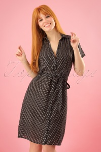 Mademoiselle Yeye Heart Print Dress 106 14 23660 20171211 0010w