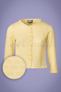 Mademoiselle Yeye Antonia Lemon Yellow Jacket 153 80 23657 20180202 0002W1