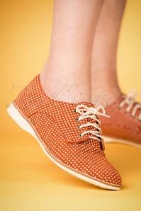 Rollie Shoes Derby Tangerine Dream Shoes 452 20 23346 07022018 001W