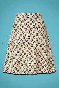 Blutsgeschwister Let's Twist Again Lemon Skirt 122 57 23473 20180212 0007W