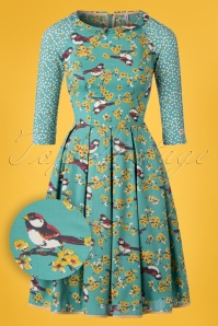 Blutsgeschwister Singing in the Spring Dress 102 39 23491 20180212 0003W1