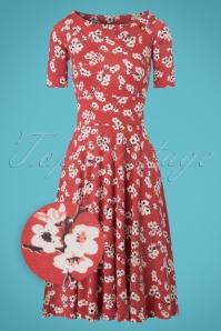 60s Deetas Dolce Vita Dress in Spring All In