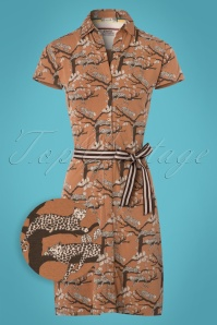 4FunkyFlavours Just Paradise Leopard Dress 100 29 22774 20180215 0003wv