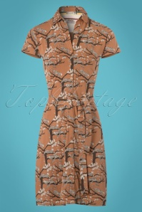 4FunkyFlavours Just Paradise Leopard Dress 100 29 22774 20180215 0002w