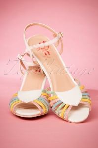 Dancing Days by Banned Amelia Multicolor Sandals 420 50 24123 06022018 005W