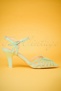 Dancing Days by Banned Amelia Turquoise Sandal 420 32 24122 14022018 004W