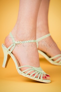 Dancing Days by Banned Amelia Turquoise Sandal 420 32 24122 07022018 005W