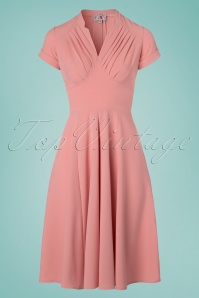 Miss Candyfloss New signature Blush Miss Claudette Dress 102 22 24173 20180215 0001W