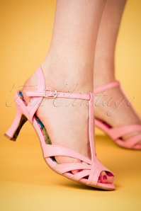 Bettie Page Layla Pink Sandals 401 22 23555 07022018 002aW