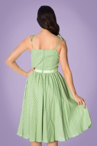 Banned Make A Wish Dress Green 24300 02