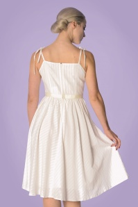 Banned Make A Wish Dress White 24299 02