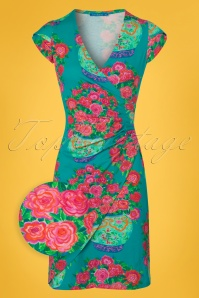 Lien & Giel Roses BA CAP Dress 100 39 22854 20180221 0001wv