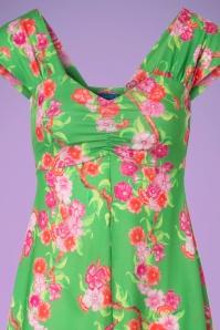 Lien & Giel Spring Green Amy Swing Dress 102 49 22857 20180221 0002c