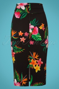 Lien   Giel Paradise Black Pencil Skirt 120 14 22858 20180221 0005w