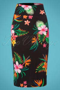 Lien   Giel Paradise Black Pencil Skirt 120 14 22858 20180221 0002w