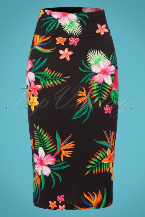 Lien   Giel Paradise Black Pencil Skirt 120 14 22858 20180221 0002w