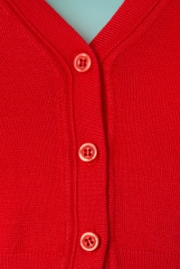 Fever Red Cardigan 140 20 24240 20180221 0003W