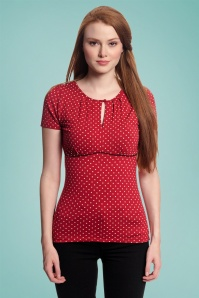 Vive Maria Lucky Star Polkadot Top 111 27 25137 2