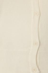 Mak Sweater Ivory Cardigan 140 50 24936 20180222 0004