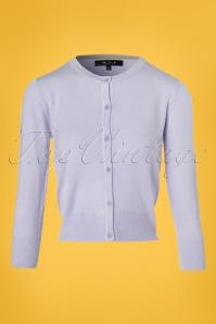 Mak Sweater Lilac Cardigan 140 30 24943 20180222 0002W