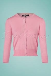 Mak Sweater Light Pink Cardigan 140 22 24942 20180222 0002w