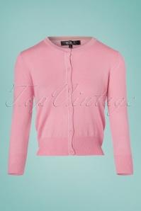 Mak Sweater Light Pink Cardigan 140 22 24942 20180222 0002w