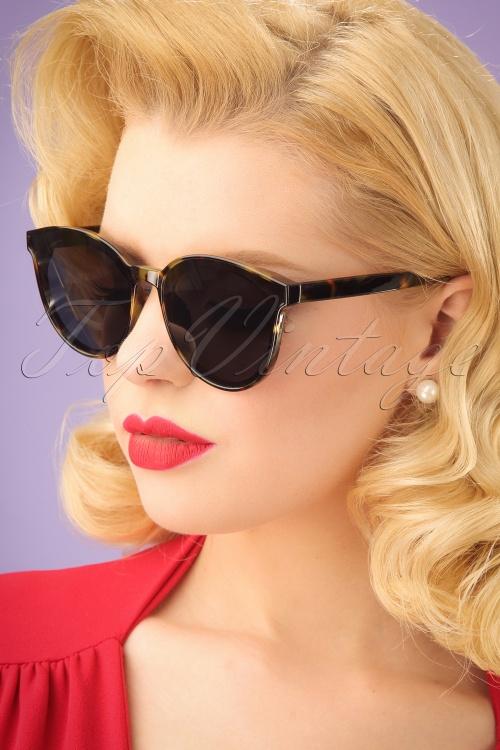 Glamfemme Sunglasses 260 14 24993 03032014 001W