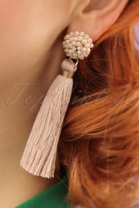 Glamfemme Nude Earrings 333 22 24986 03032014 002W