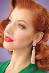 Glamfemme Nude Earrings 333 22 24986 03032014 001W