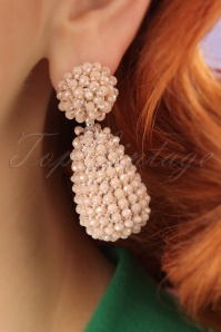 Glamfemme Nude Earrings 333 22 24987 03032014 002W