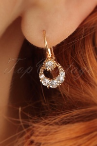 Glamfemme Crystal Earrings 333 91 24972 03032014 002W