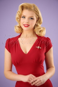 Vixen Buzz Brooch 340 80 23364 03032014 001W