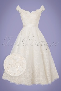 Vixen Madeline Vintage Lace Wedding Dress 102 50 23219 20180226 0003wv