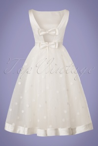 Vixen Meagan Polkadot Wedding Dress 102 59 23218 20180226 0009W