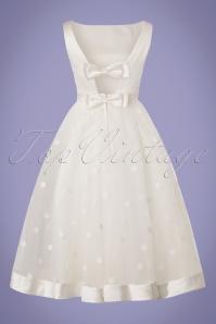 Vixen Meagan Polkadot Wedding Dress 102 59 23218 20180226 0009W