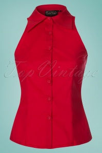 Vixen Red Blouse 112 20 23235 20180226 0003W