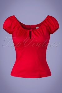 Bunny Melissa Red Top 110 20 18119 20160121 0007W2