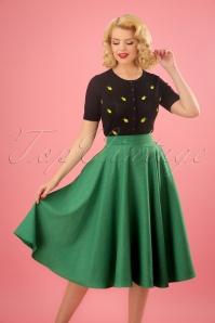 Vixen Green Skirt 122 40 23226 20180228 01W