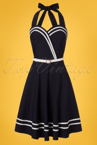 Vixen Charlotte Nautical Sailor Dress 102 31 2304 20180227 0002W